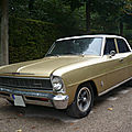 <b>CHEVROLET</b> Chevy II Nova 4door Sedan 1966
