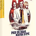 Sortie DVD restauré : Par un beau matin d'été : Deray, Audiard, <b>Belmondo</b> : le trio choc!!