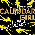 Saga calendar girl (7/12)