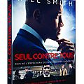 Seul Contre Tous : des <b>Blu</b>-<b>Ray</b> et DVD du nouveau Will Smith à gagner!!