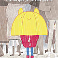 Pêle-mêle & Lectures : Si l'hiver arrive, dis-lui que je ne suis pas là - La balançoire de l'espace - Miaou ! Cui ! Ponk !