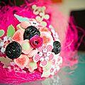 Bouquets de la mariée et de la petite princesse
