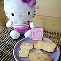 Biscuits à la vanille [le mercredi c'est pâtisserie #17]