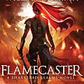 Flamecaster [Shattered Realms #1] de <b>Cinda</b> Williams Chima