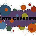 LES ARTS CREATIFS