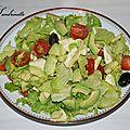 Salade cindrulino