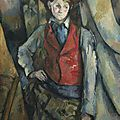 National Portrait Gallery to stage first major exhibition devoted entirely to <b>Cézanne</b>'s portraits