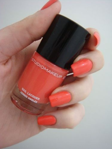 Studiomakeup - Peach passion