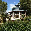 Le Pavillon bleu à <b>Cambo</b> les <b>Bains</b>