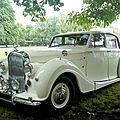 BENTLEY Mark VI Freestone et Webb 1949 Baden Baden (1)