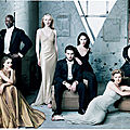 1998, Hollywood par Annie Leibovitz pour <b>Vanity</b> Fair