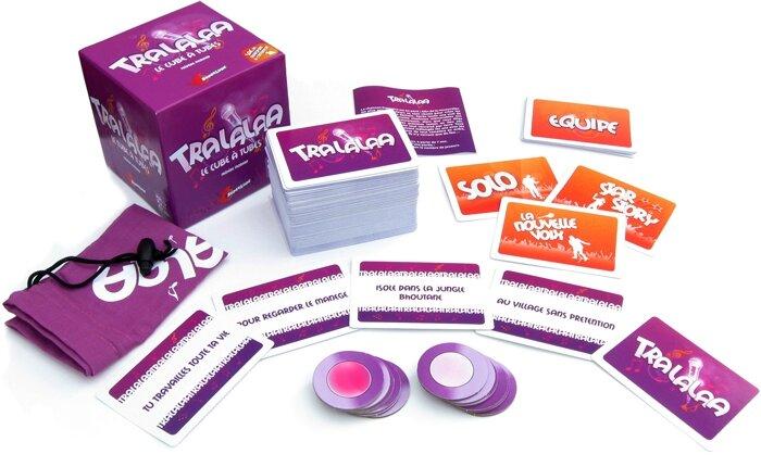 Boutique jeux de société - Pontivy - morbihan - ludis factory - Tralala