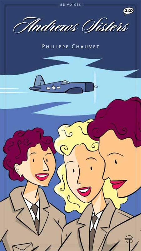 album andrews sisters 2006
