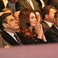 <b>Nicolas</b> <b>Sarkozy</b> et Carla et Giulia réveillon au Cap Nègre