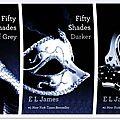 La trilogie fifty shades