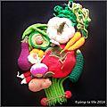 The serial crocheteuses n°240 : un légume de saison