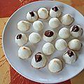 Des petites choses à la noix de coco
