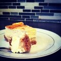 Cheesecake banane caramel au beurre salé
