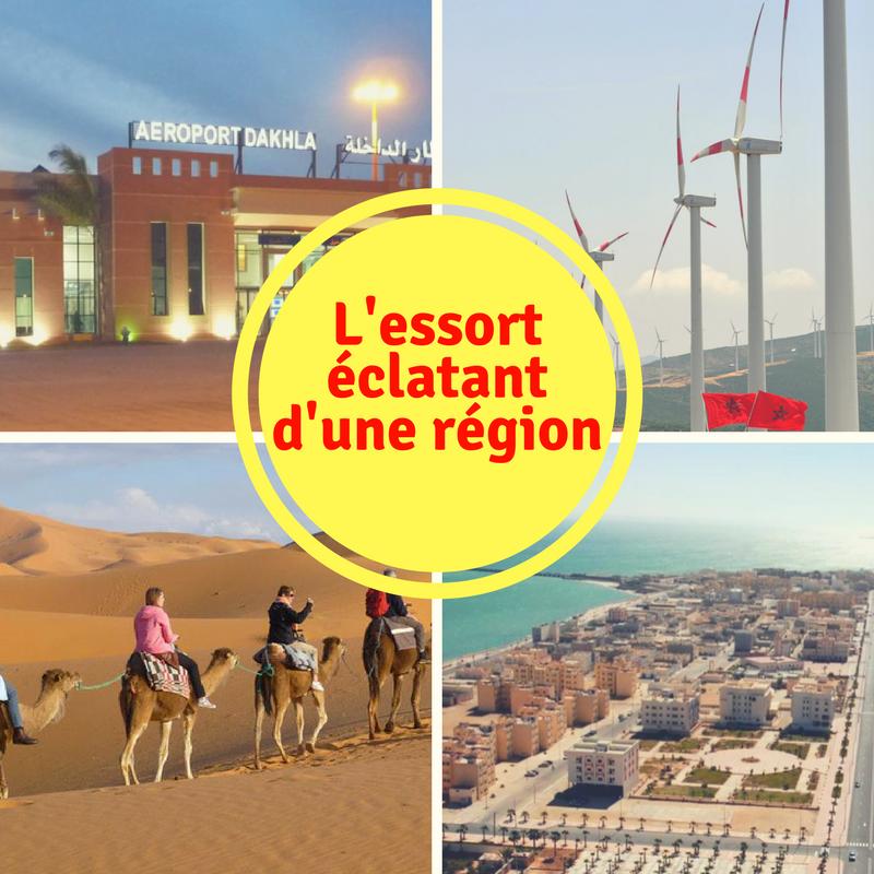 Sahara Marocain..Un essor éclatant !