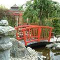 un petit pont de bois pour mon jardin japonais