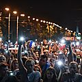 Roumanie : <b>manifestation</b> anti-corruption