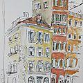 N°54-56 Croquis de Rome / Sketching Rome