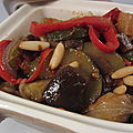 Ratatouille vinaigrette