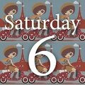 Saturday six #15