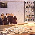 First Step and False Alarms II - The sound of young Belgium