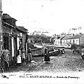 La classe 1918 - Truie égarée à Saint-Sulpice (Nièvre) - Accidents et <b>neige</b> au <b>Creusot</b>