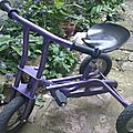 jeu : tricycle