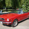 FORD Mustang Convertible 1967 Strasbourg - Palais des Congrès (2)
