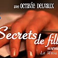 Secrets de fille, avec flore cherry