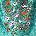 Hommage à AGATHE DURY (artiste peintre sur tissus) 1924-2014