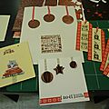 Atelier cartes de noël