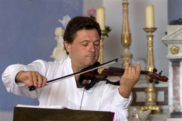 Dominique Parolisi. Copyright Olivier GOMEZ