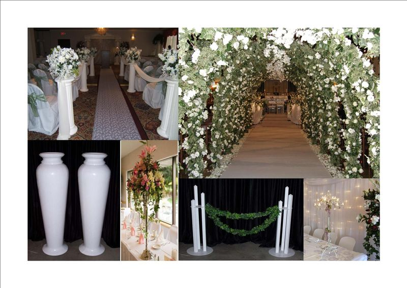 Location de decor a l 39 americaine mariage compose - Decoration americaine ...