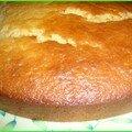 Le gâteau au yaourt de mamie p.