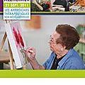 Journée mondiale contre la maladie d'Alzheimer