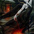 Illustration vampirique