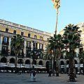 Barcelone, Placa Reial_5082