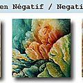 2013 : stage aquarelle en négatif / watercolour workshop - negative painting