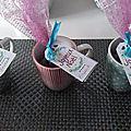 Cadeau fait maison : sos mug cake