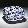 <b>Wanli</b> Blue <b>and</b> White Porcelains at Sotheby's, London, 11 May 2011