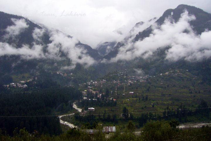 Manali vallee de Kulu