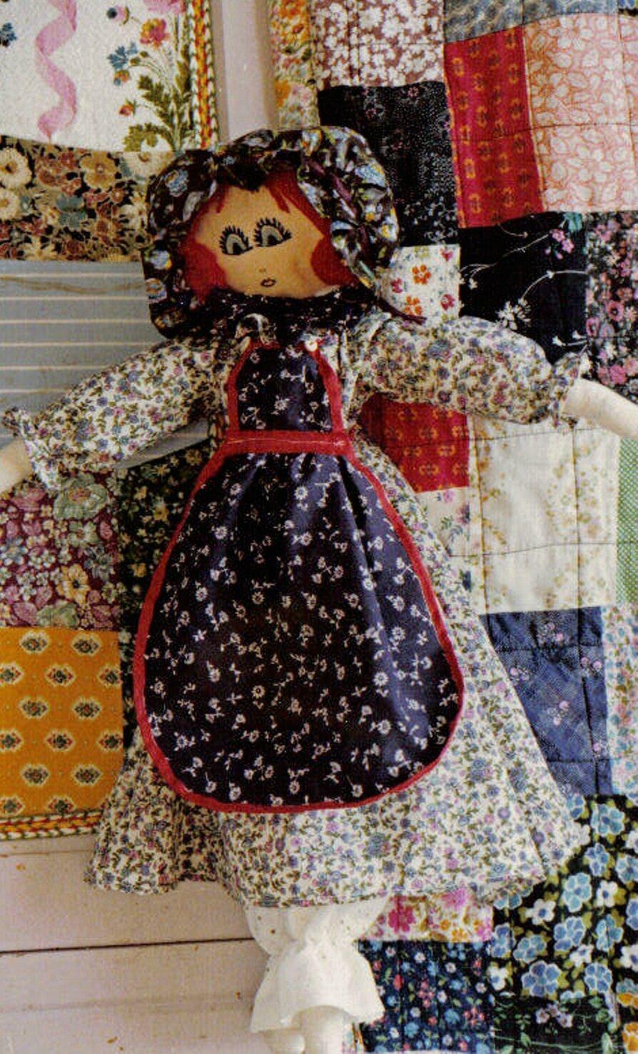 poupée atelier 1979