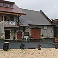 Caveau maison Fusillet, <b>Belley</b>, 4*/6*