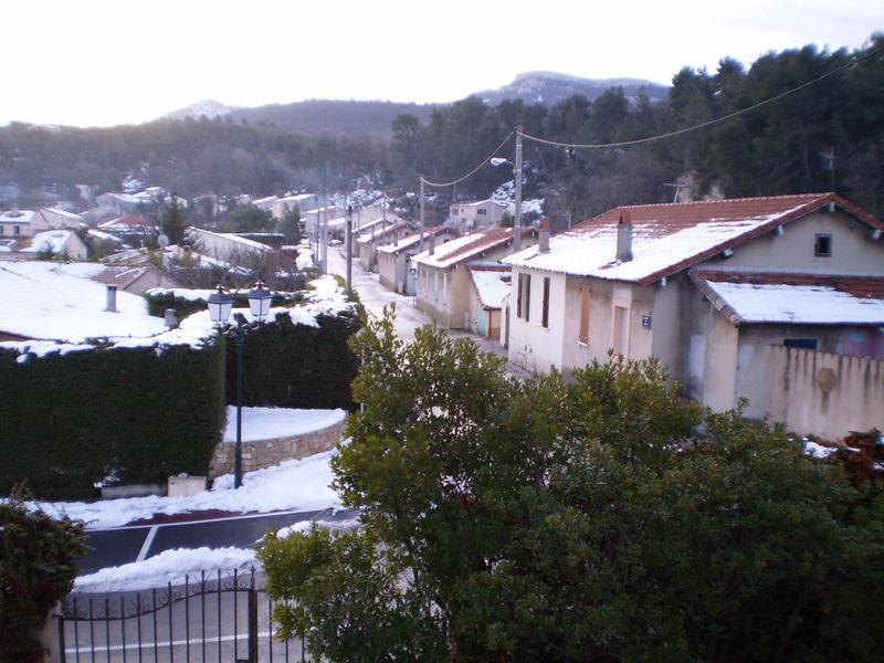sous la neige 10 a janvier
