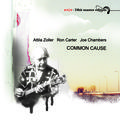 Attila Zoller Trio - 1979 - Common Cause (Enja)