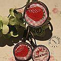 parure fraise